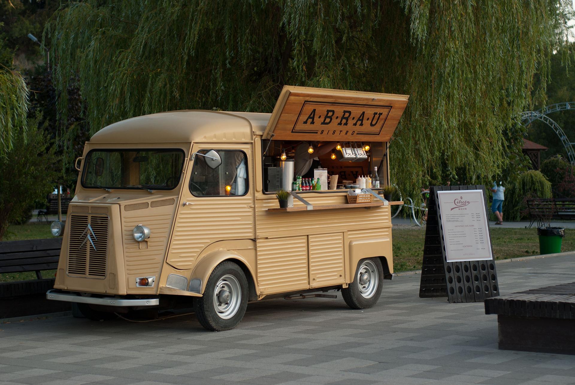 Ako a čím vybaviť food truck?